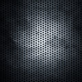 Metal background the grunge textures Royalty Free Stock Images