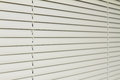 Metal Blinds Royalty Free Stock Image