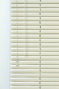 Metal Blinds Royalty Free Stock Images