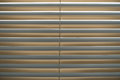 Metal Blinds Royalty Free Stock Photo