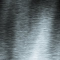 Metal brushed shiny surface for texture Royalty Free Stock Photo