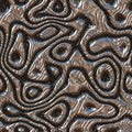 Metal bumps seamless generated hires texture or background Royalty Free Stock Photo