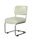 Metal chair Stock Photos