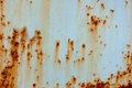 Metal corrosion rust texture background Royalty Free Stock Photography