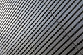 Metal coverings Stock Photography