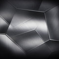 Metal dark texture neutral background Royalty Free Stock Photo