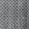 Metal diamond plate Stock Images