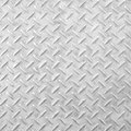 Metal diamond plate abstract industrial background Royalty Free Stock Image