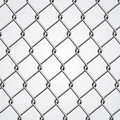 Metal Fence Royalty Free Stock Photography