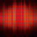 Metal grid background red Royalty Free Stock Images