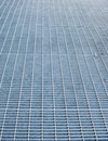 Metal grid pattern Royalty Free Stock Images