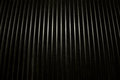 Metal gril closeup image of a car heatsink or cooler pattern Royalty Free Stock Images