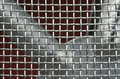 Metal mesh Royalty Free Stock Photos