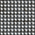 Metal Mesh Grille Royalty Free Stock Photo