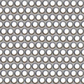 Metal Mesh Pattern Royalty Free Stock Images