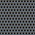 Metal Mesh Pattern Royalty Free Stock Image