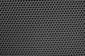 Metal mesh of speaker grill