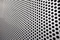 Metal mesh texture background of screen Stock Photo