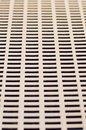 Metal mesh texture with rectangular holes Royalty Free Stock Photo