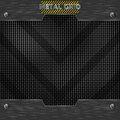 Metal mesh texture vector this is file of eps format Stock Images