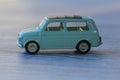Metal Model Of Mini Car, Old T...