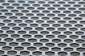 Metal net Stock Photography