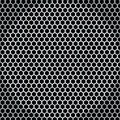 Metal net seamless texture Royalty Free Stock Images