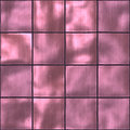 Metal panels pink brushed plate steel background hi res texture seamless Royalty Free Stock Photos