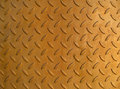 Metal plate as background Stock Photography