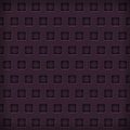 Metal quadrate perforated texture. Royalty Free Stock Photo