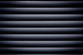 Metal roller shutter texture backhround Stock Image