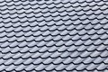 Metal roofing roof as background