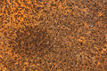 Metal rust background brown color Stock Photos