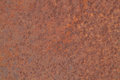 Metal rust background plate Royalty Free Stock Photo