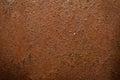 Metal rust texture Royalty Free Stock Photo