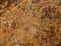 Metal rusted surface Stock Images