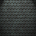 Metal seamless steel background Stock Images