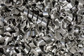 Metal shavings Royalty Free Stock Photography