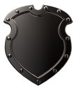 Metal shield Royalty Free Stock Photos