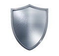 Metal Shield Royalty Free Stock Photo