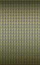Metal texture of a background Stock Photography