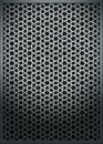 Metal texture mesh grid  Royalty Free Stock Photos