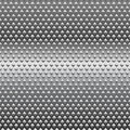 Metal texture, seamless pattern Stock Photos