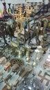 Metal Utensils and Artifacts