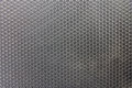 Metal wall, metal floor texture with diamond pattern Royalty Free Stock Photo