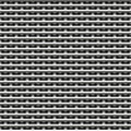 Metal weave texture Royalty Free Stock Image