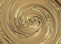 Metal whirlpool shining backgrounds Stock Image