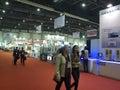 Metallex w bangkok tajlandia Obraz Stock