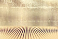 Metallic glitter stripes lights background