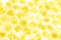 Metallic Gold yellow Lights Festive background. Abstract Christmas twinkled bright background with bokeh defocused silver lights Royalty Free Stock Photo
